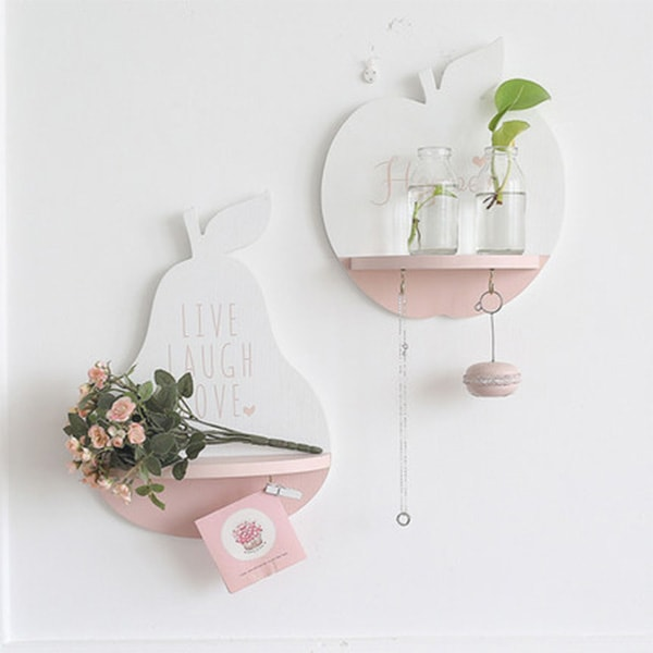 Fruits Shaped Wall Shelf