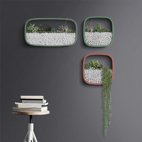 product thumbnail image for Geometric Wall Planters