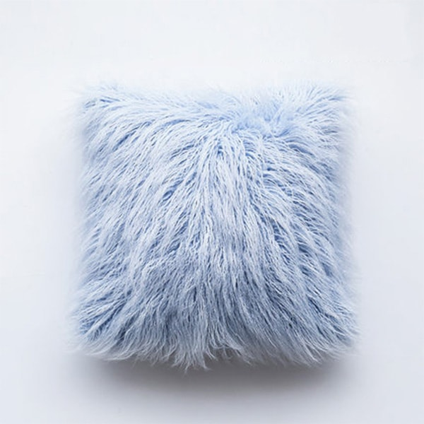 product image for Faux fur pillow