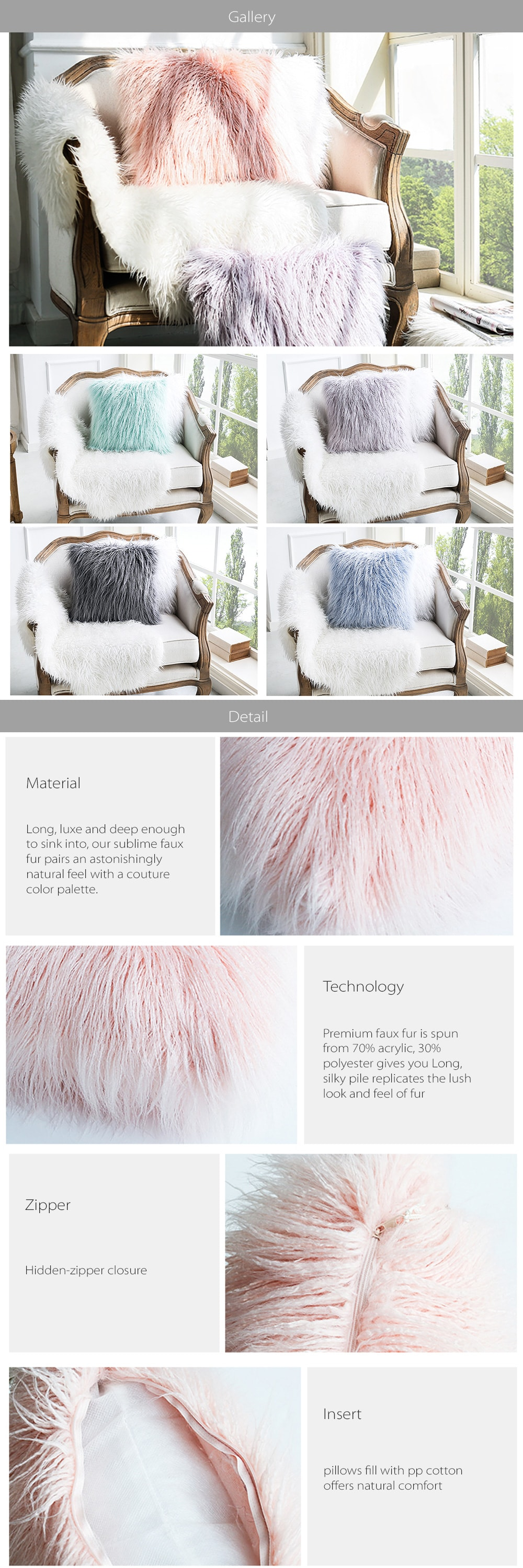 bed cushions covers white pillow of long black throw full large size light pillows pink mongolian blue faux fur fuzzy round gray cushion