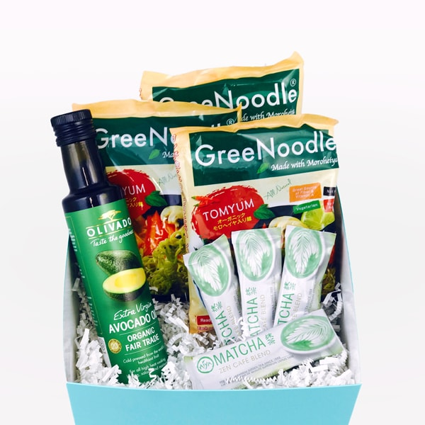 Gift Box for Health Nuts: Healthy Living