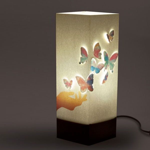 W-Lamp Table Lamps