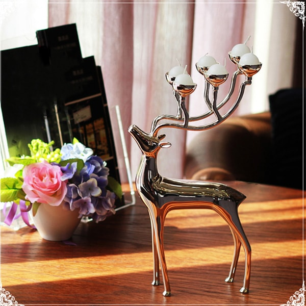 Dreamy Deer Candle Holder
