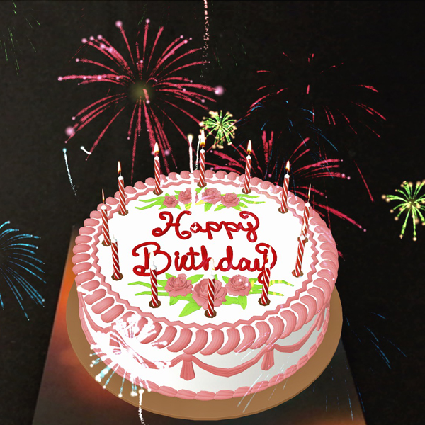 product image for Magic Birthday Card