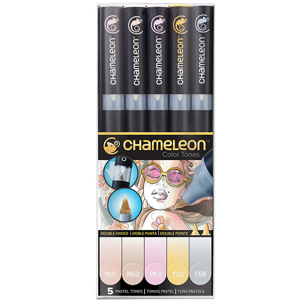 Chameleon Color Tones - 5 Pen Sets