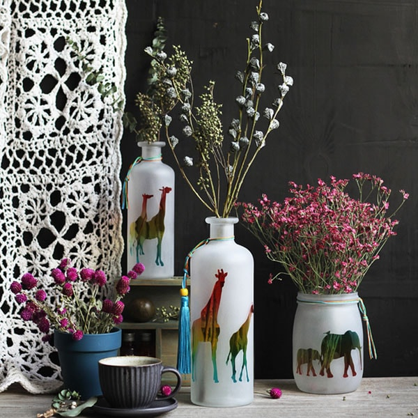 Out of Africa Vases