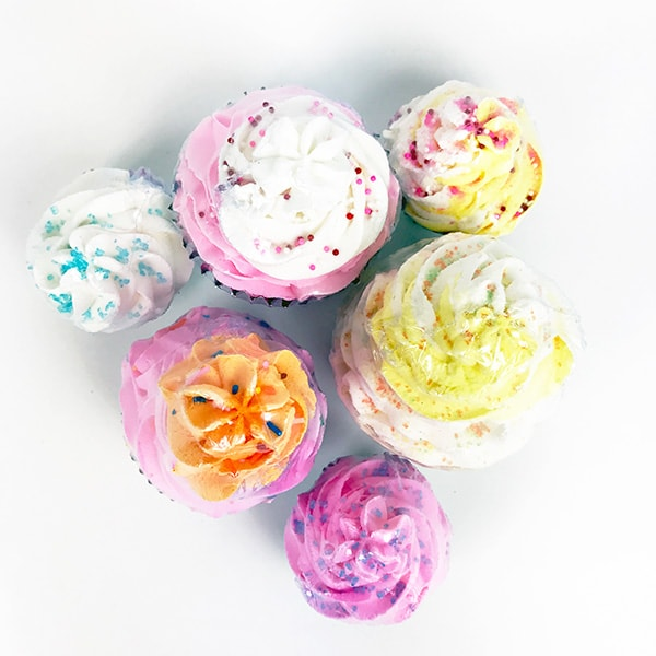 product image for Cupcake Bath Balms - Large Cupcakes