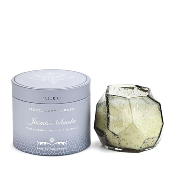 product image for 14 oz Geo Bubble Glass Candles