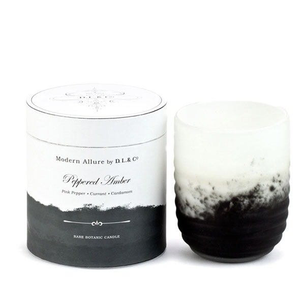 product thumbnail image for Botanical Candles in Ring Glass Holders