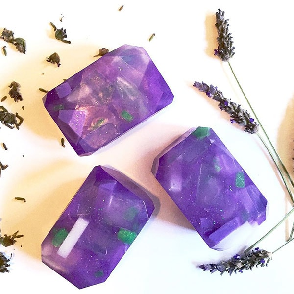 Fairy Crystal Soap