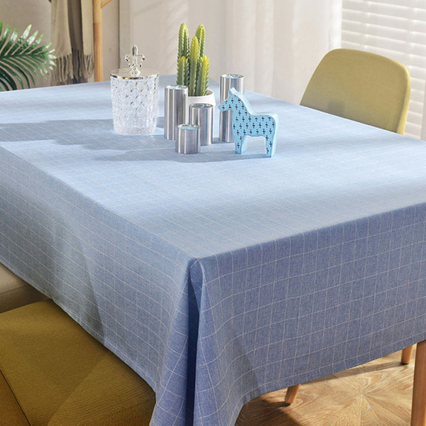product image for Plaid Tablecloth