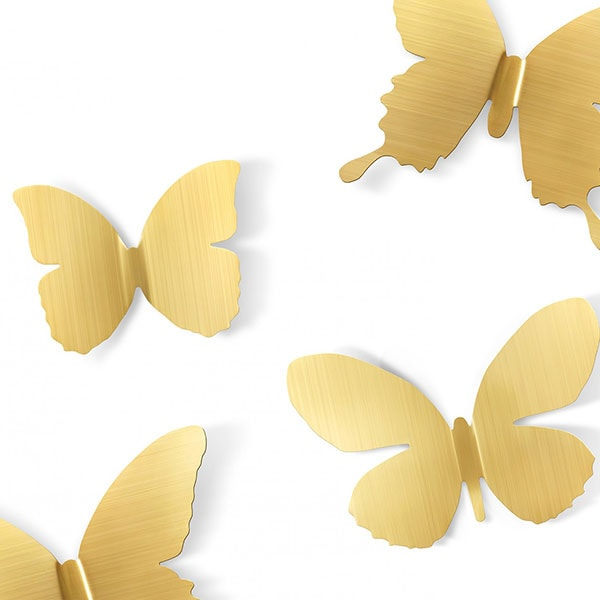 Butterfly Wall Decor - ApolloBox