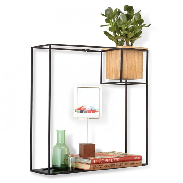 Cubist Shelf