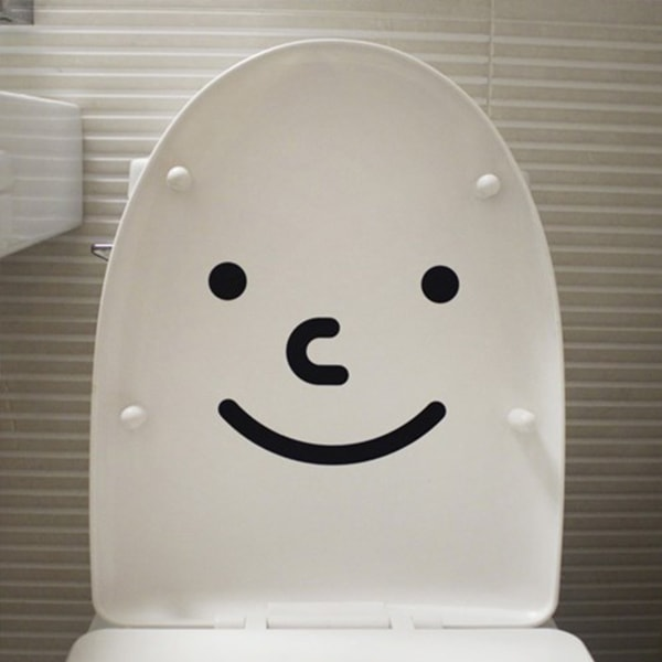 product image for Cute Stickers for Toilet (Set of 2)