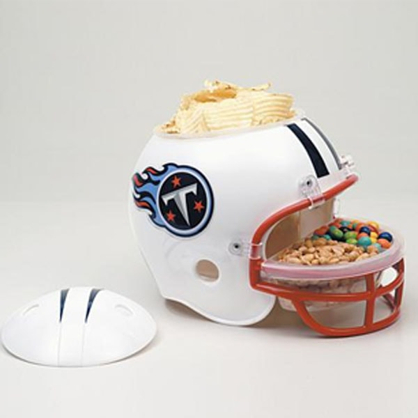 product image for NFL Plastic Snack Helmet