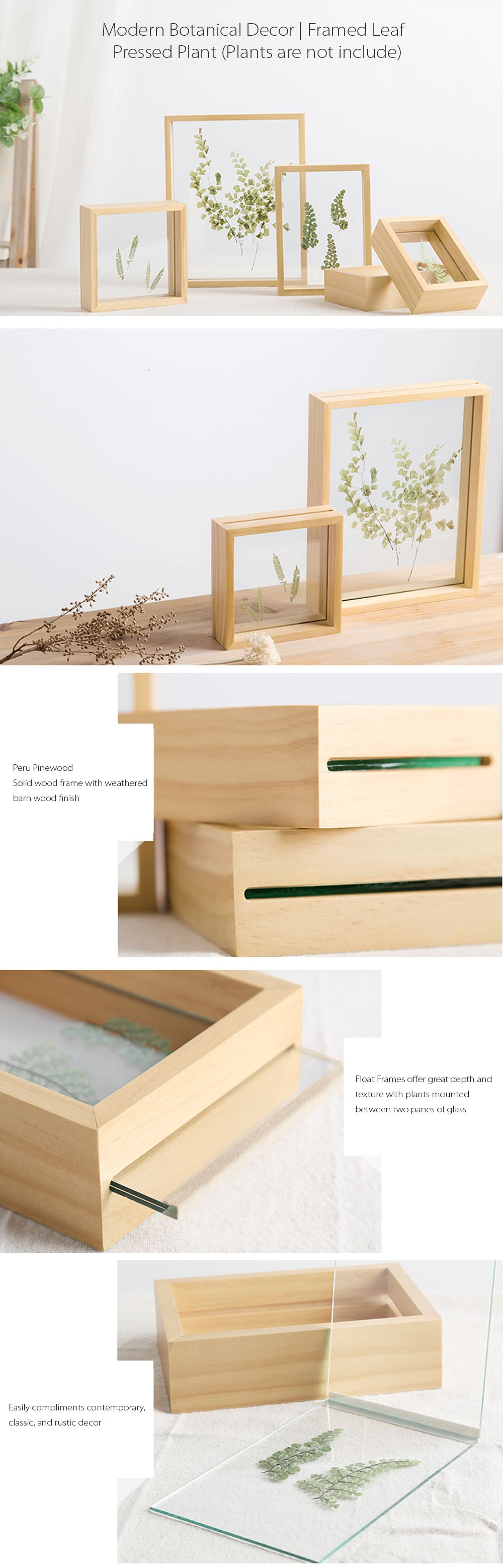 Wooden Frame Keep the Spring Inside