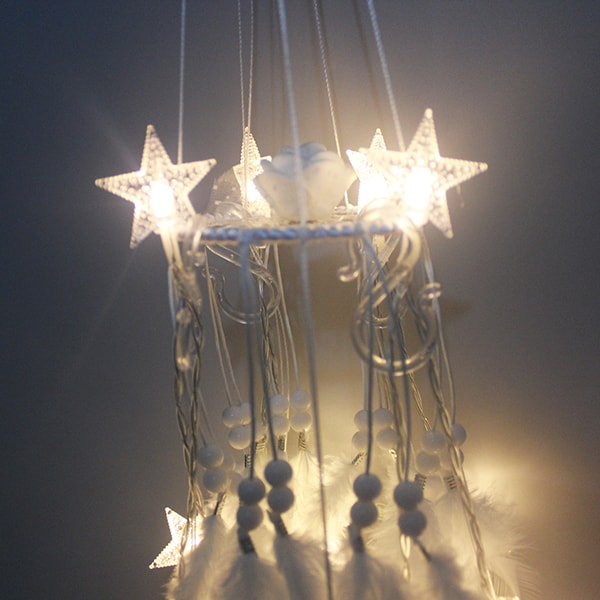 product thumbnail image for Dreamcatcher Chandelier - Two Tiers