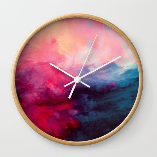 Wall Clock - Reassurance