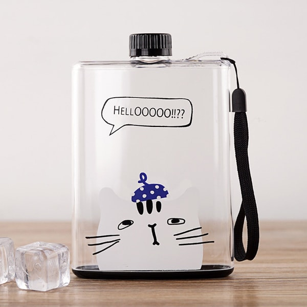 product image for Flask Shaped Water Bottle