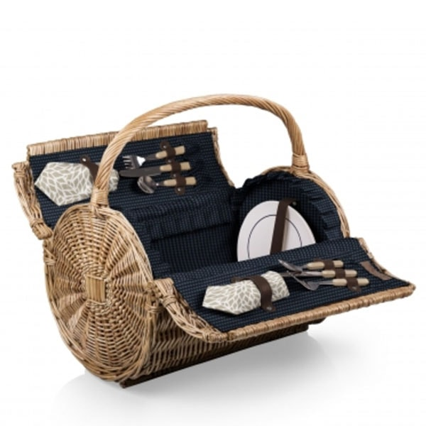 product thumbnail image for BARREL PICNIC BASKET