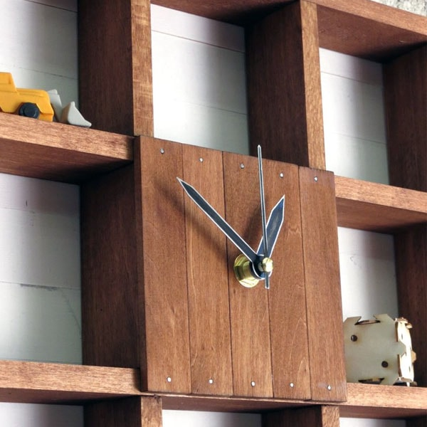 product image for Raft I wall clock