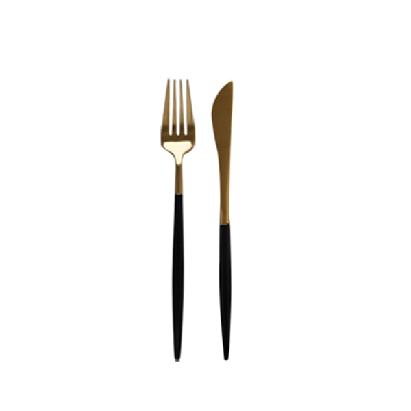 product image for Gold Cutlery Set