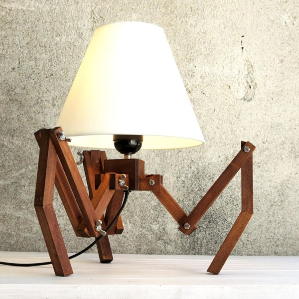 Product Thumbnail Image For Tripod Character Table Lamp ...