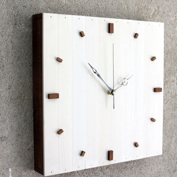Praf wall clock