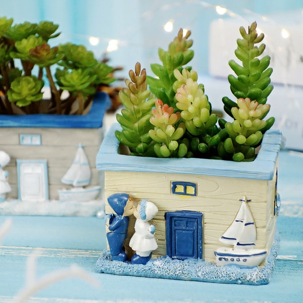 Nautical Style Planter