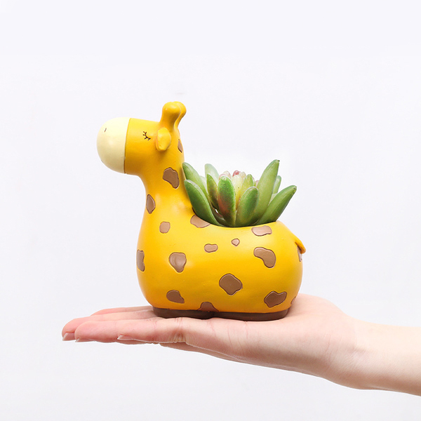 Cute Animal Planters (Series 2)