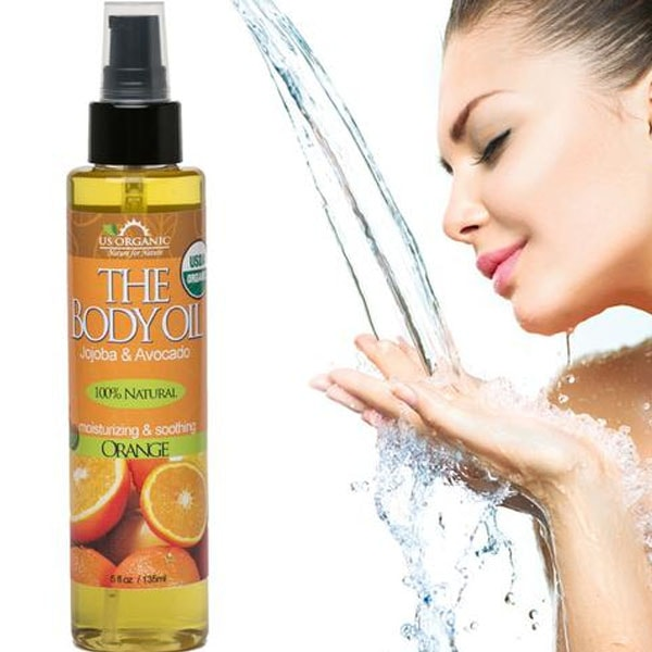 product thumbnail image for The Body Oil from US Organic