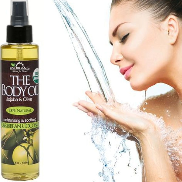 product image for The Body Oil from US Organic