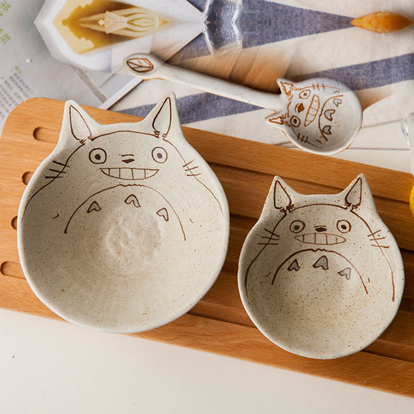 product image for Totoro Dinnerware Set & Totoro Dinnerware Set - ApolloBox