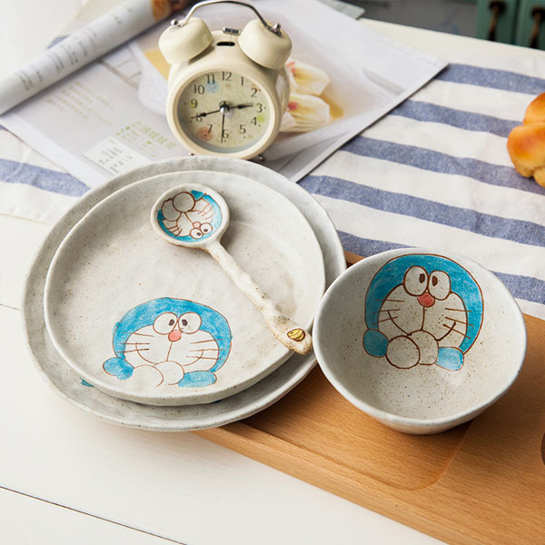 Doraemon Dinnerware Set