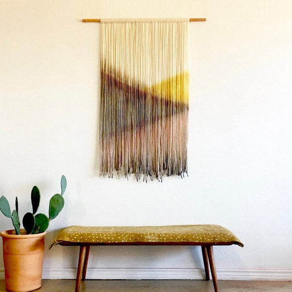 product image for Dip Dyed Wall Tapestry