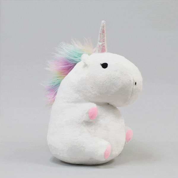 Unicorn Glowing Pillow