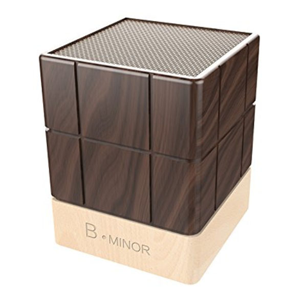 product image for B-Minor & G-Minor Wooden Speakers