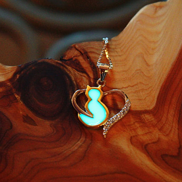 product image for Small Cat Glow Pendants