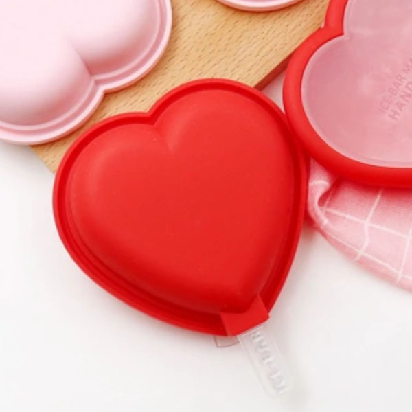 product image for Heart Popsicle Mold