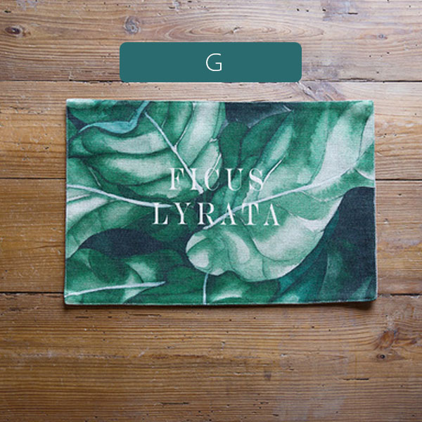 product image for Green Leaves Tea Mats