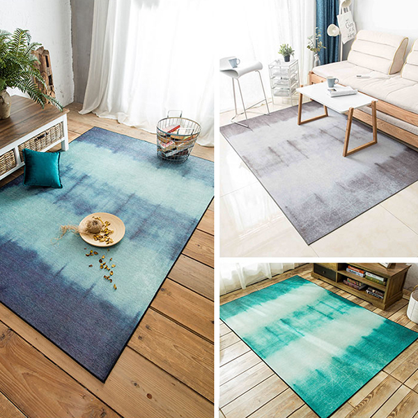 Unique Tie Dye Area Rug - ApolloBox ZK67