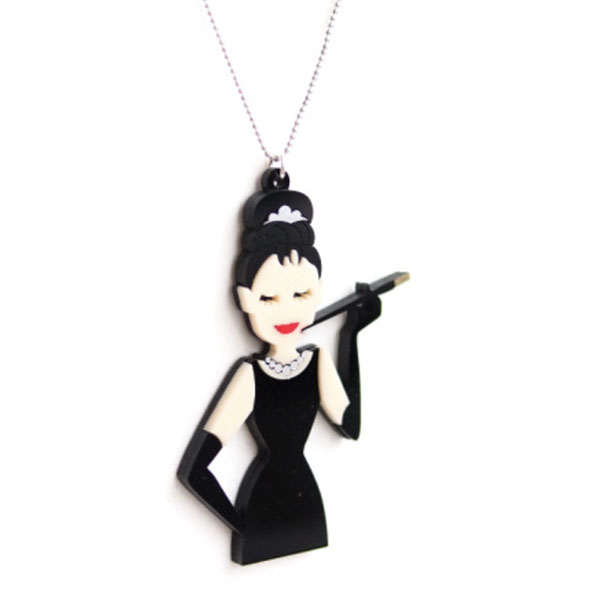 product image for Audrey Hepburn Pendant Necklace