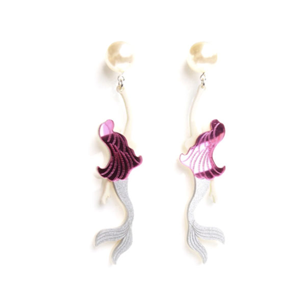 Mermaid Earring
