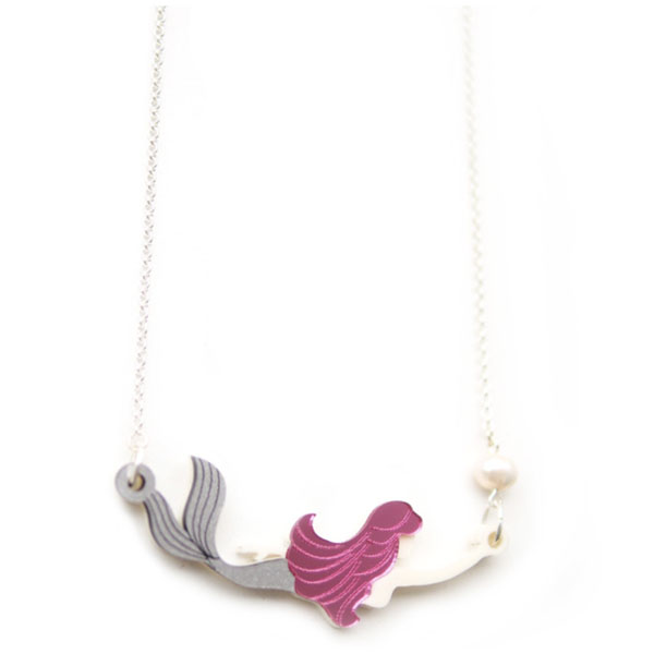 product image for Mermaid Pendant Necklace