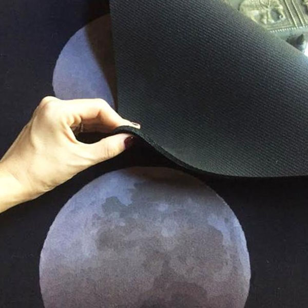 product image for Moon Phases Yoga Mat