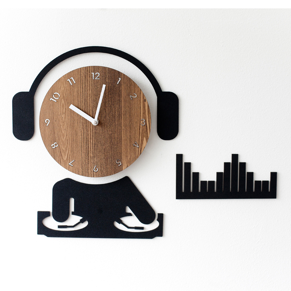 product image for DJ Ultra Quiet Wall Clock