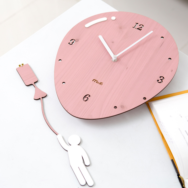 product image for Floating Balloon Wall Clock