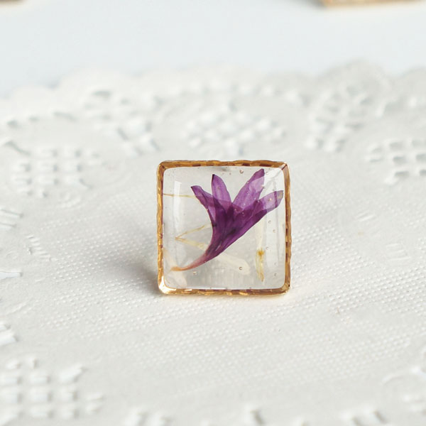 product image for Picture Frame Earring (Single Piece)