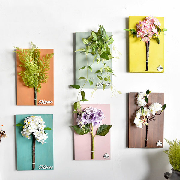 Ordinaire Product Image For Faux Flower Wall Art