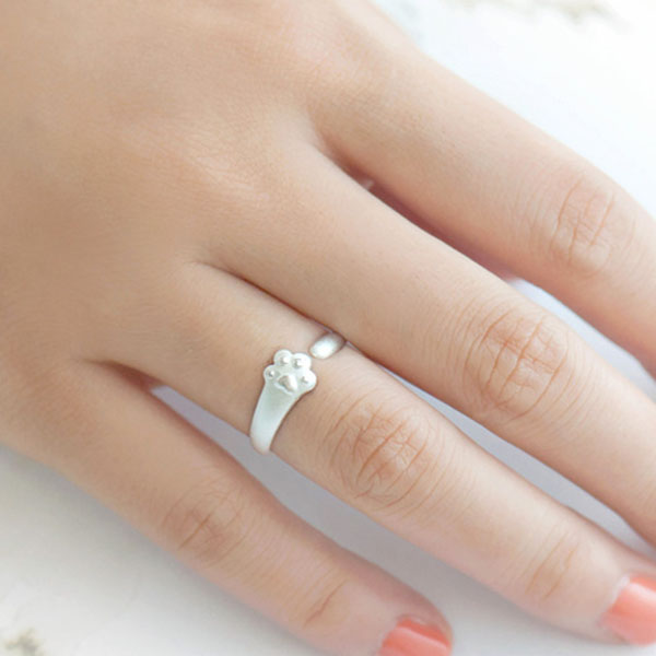 product image for Cat Paw Wrap Ring